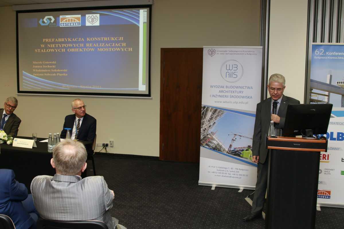 62. Konferencja Naukowa Komitetu Inżynierii Lądowej i Wodnej PAN oraz Komitetu Nauki PZITB